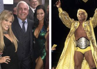 Ric Flair, leyenda de WWE: