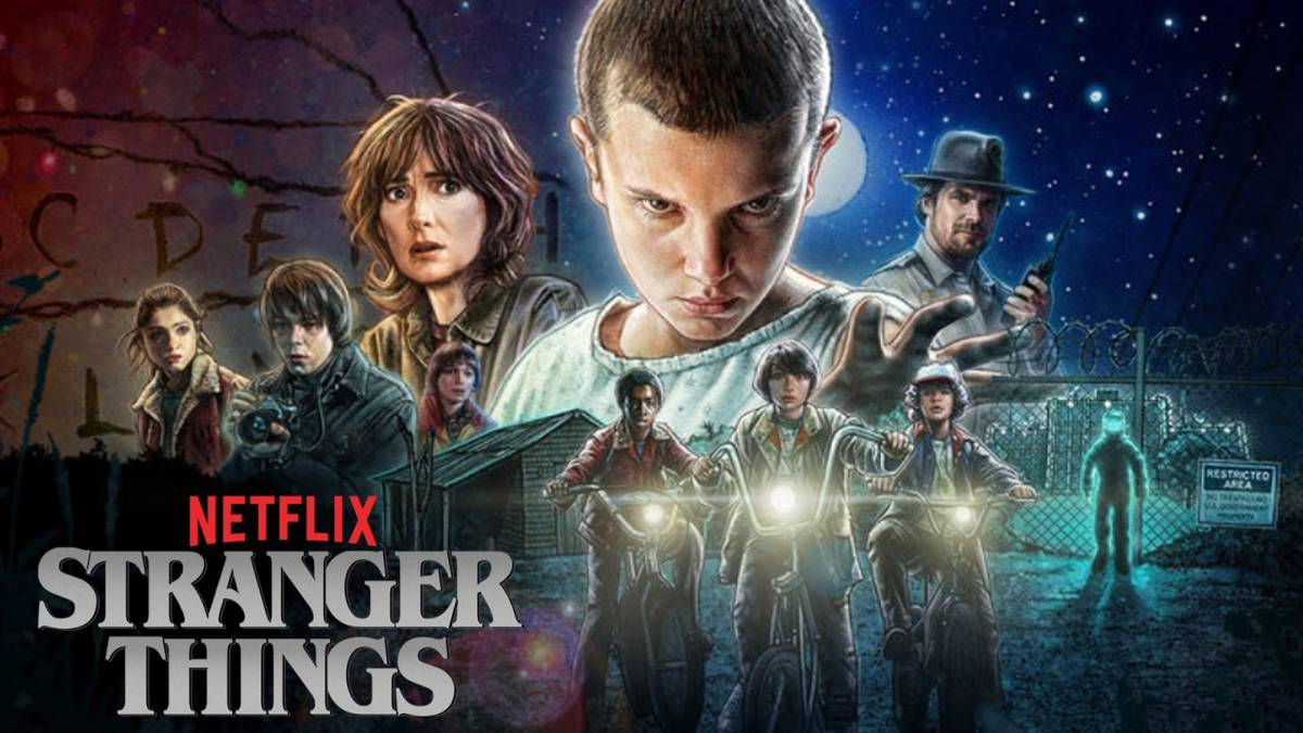 Resumen stranger things as fue su primera temporada en for Ver serie life