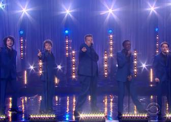 Los niños de Stranger Things forman un grupo musical con James Corden