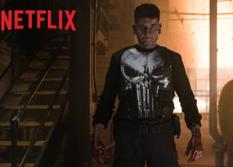 Todo sobre The Punisher, la nueva serie Marvel de Netflix