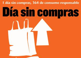 Día sin compras, alternativa contraria al Black Friday