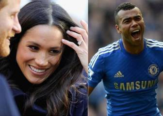 Daily Mail: Ashley Cole coqueteó con Meghan Markle