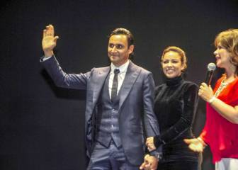 Keylor Navas attends launch of biopic based on Madrid keeper