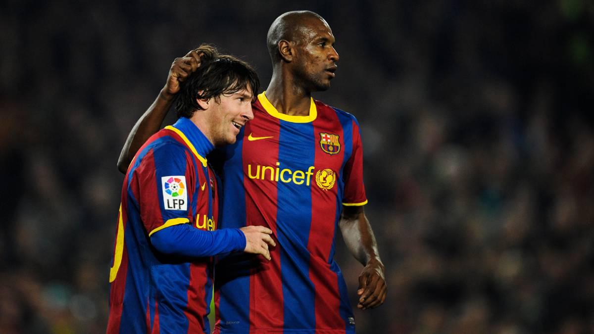 Abidal habla de su cáncer y confiesa qué le pidió Messi - AS Argentina