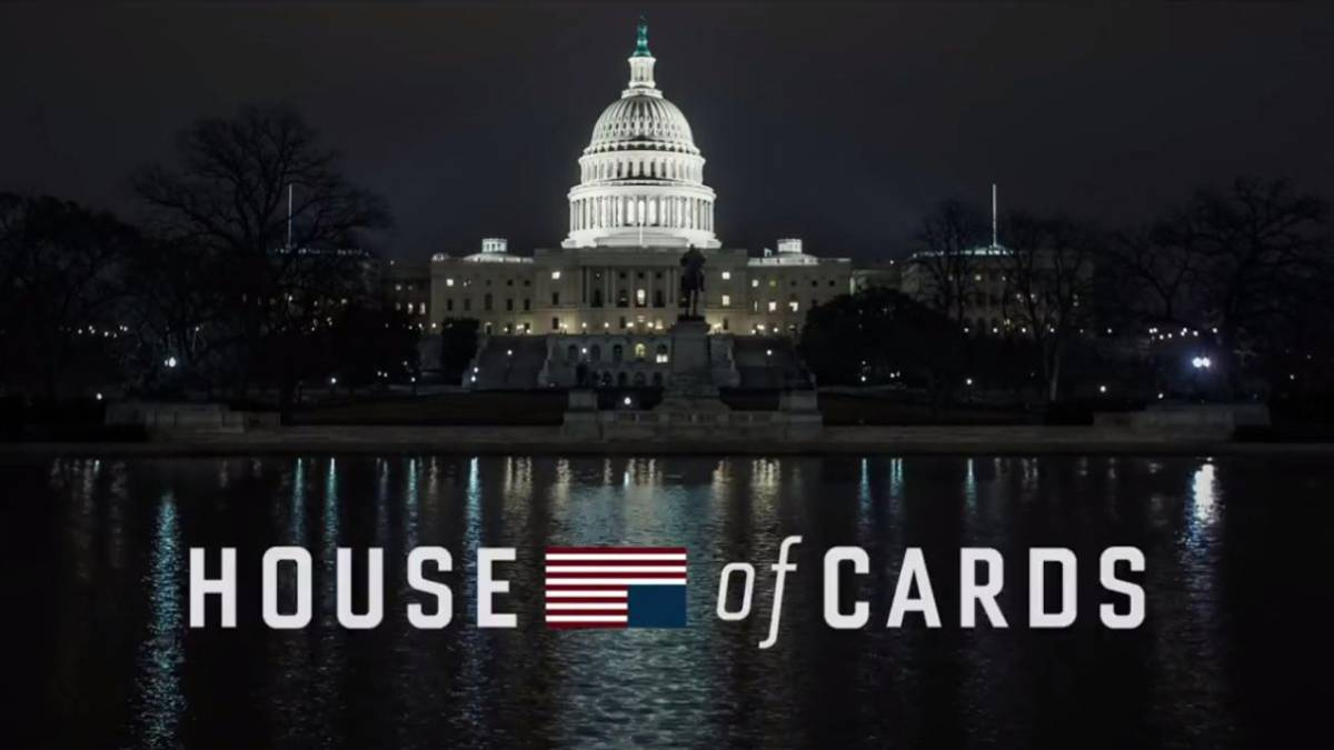 Así se reconstruye House of Cards sin Kevin Spacey