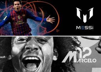Marcelo supera a Leo Messi en YouTube en solo una semana