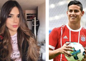 James: su hermana desata los rumores de regreso al Real Madrid