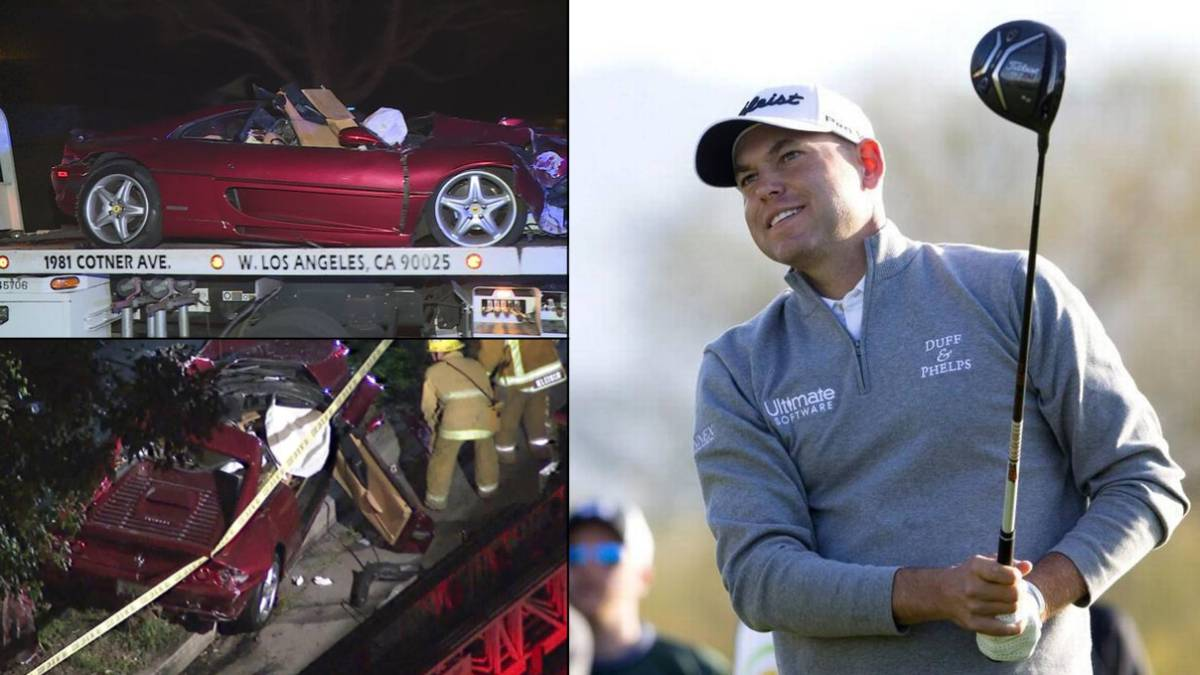 El golfista Bill Haas resulta herido en un accidente mortal