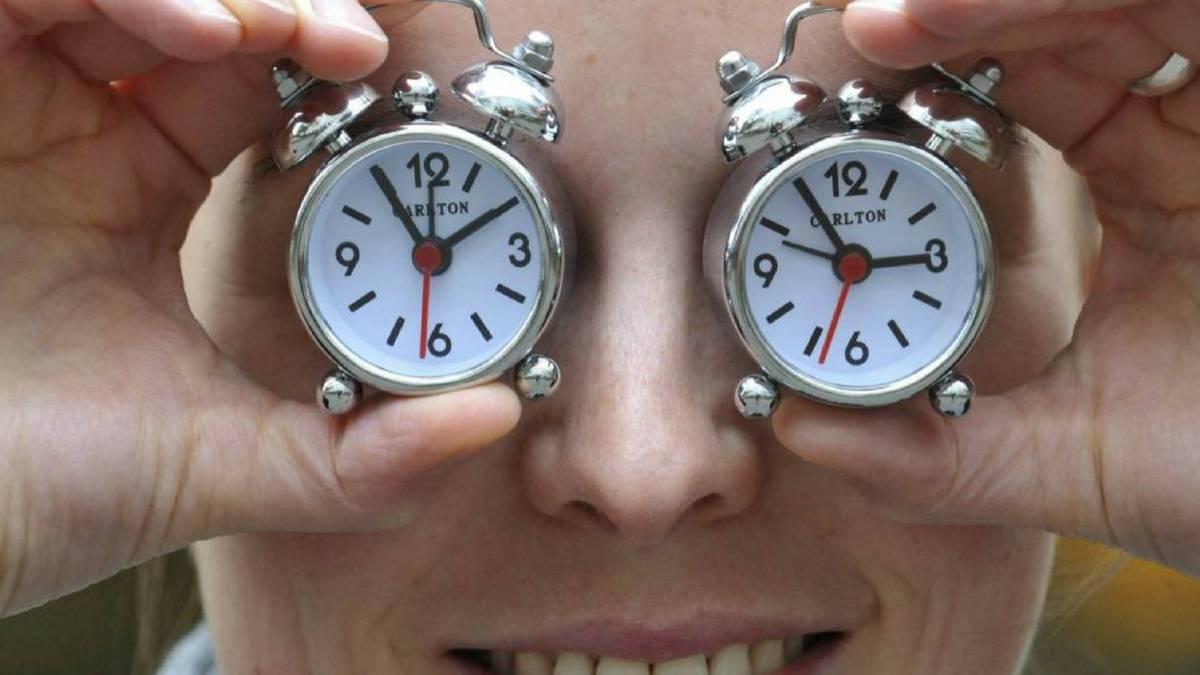 184d265c5f37 Acordaos de que esta próxima madrugada hay que cambiar la hora