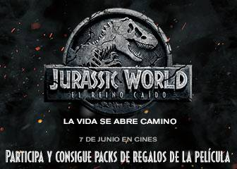 Gana un pack exclusivo de productos de la película