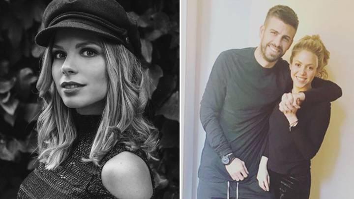 Núria Tomás Ex De Piqué Responde A Los Que Le Culpan De Su Ruptura Con Shakira As Com