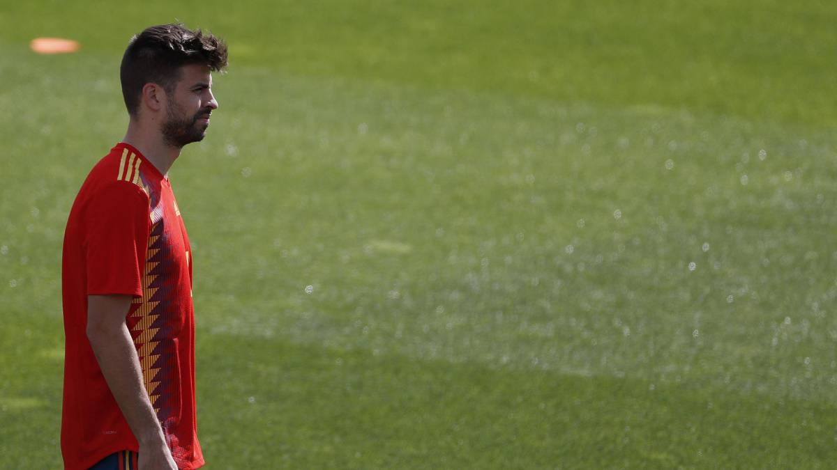 Piqué and Shakira's house in Barcelona robbed