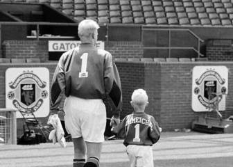 Peter Schmeichel sends touching message to Casper and Denmark