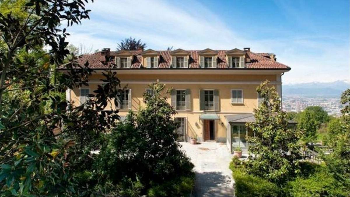 Villa Frescot Strada San Vito  Revigliasco