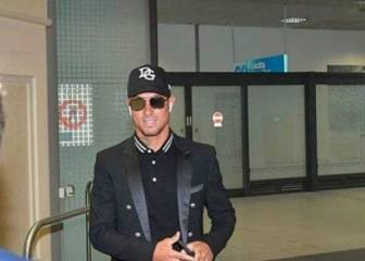 New signing's arrival sends Turin airport into frenzy