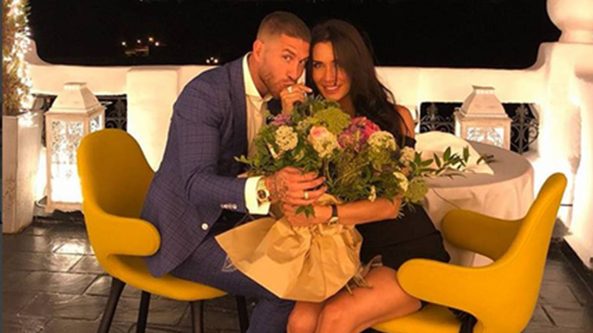 Sergio Ramos to wed long-term partner Pilar Rubio