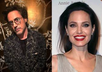 Angelina Jolie y Robert Downey Jr, ¿juntos?