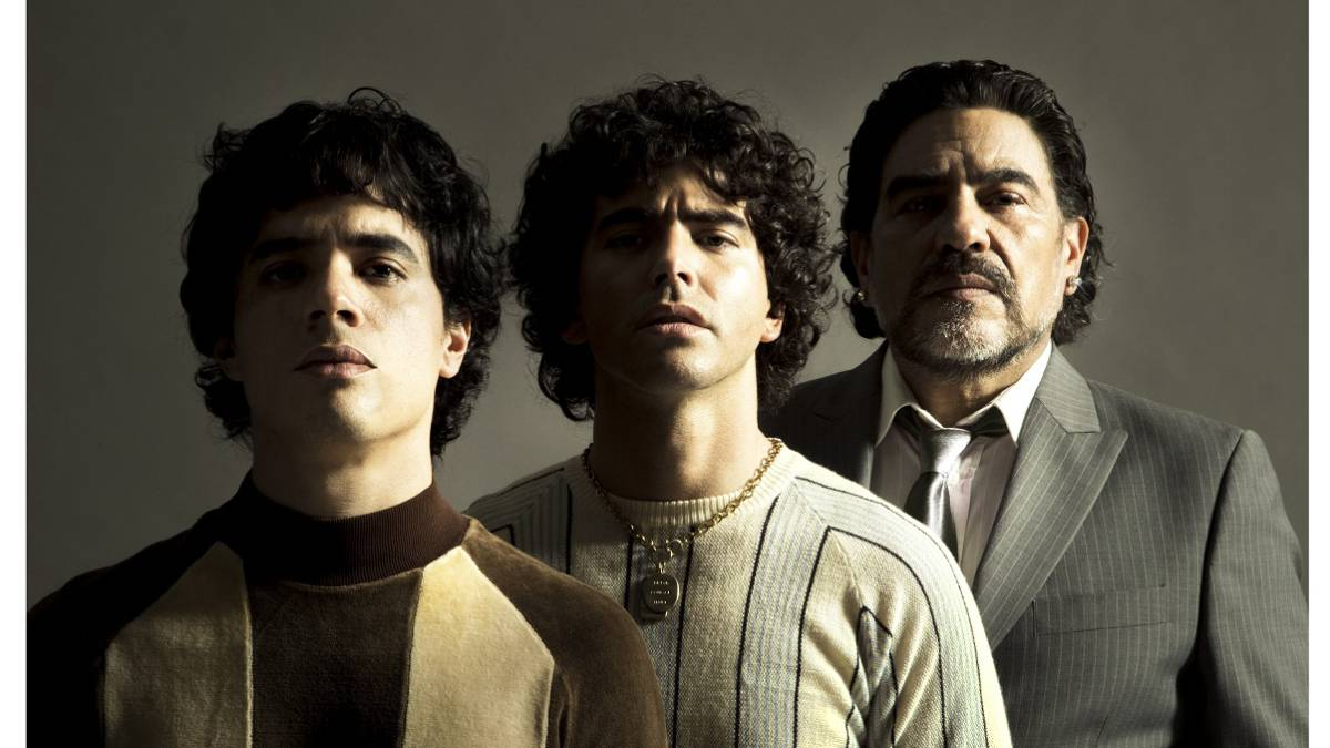 "Amazon Prime Video reveal details of ""Maradona"" series"