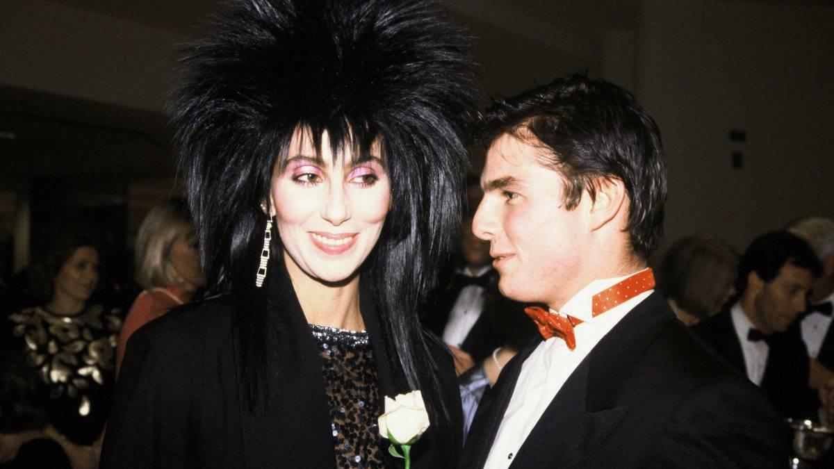 Cher revela que su romance con Tom Cruise fue por culpa de la dislexia -  AS.com
