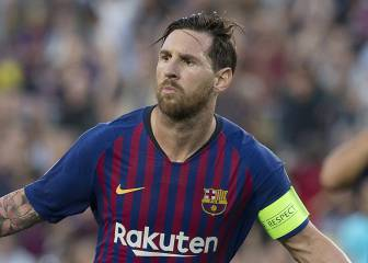 Leo Messi estrena look: se quita su poblada barba