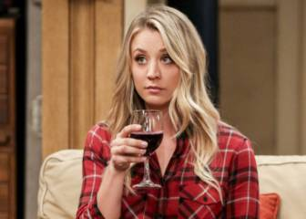 Kaley Cuoco muestra su cambio físico tras 11 años en 'The Big Bang Theory'