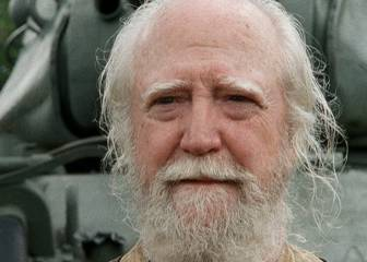 "Muere el actor Scott Wilson, el granjero Hershel en ""The Walking Dead"""