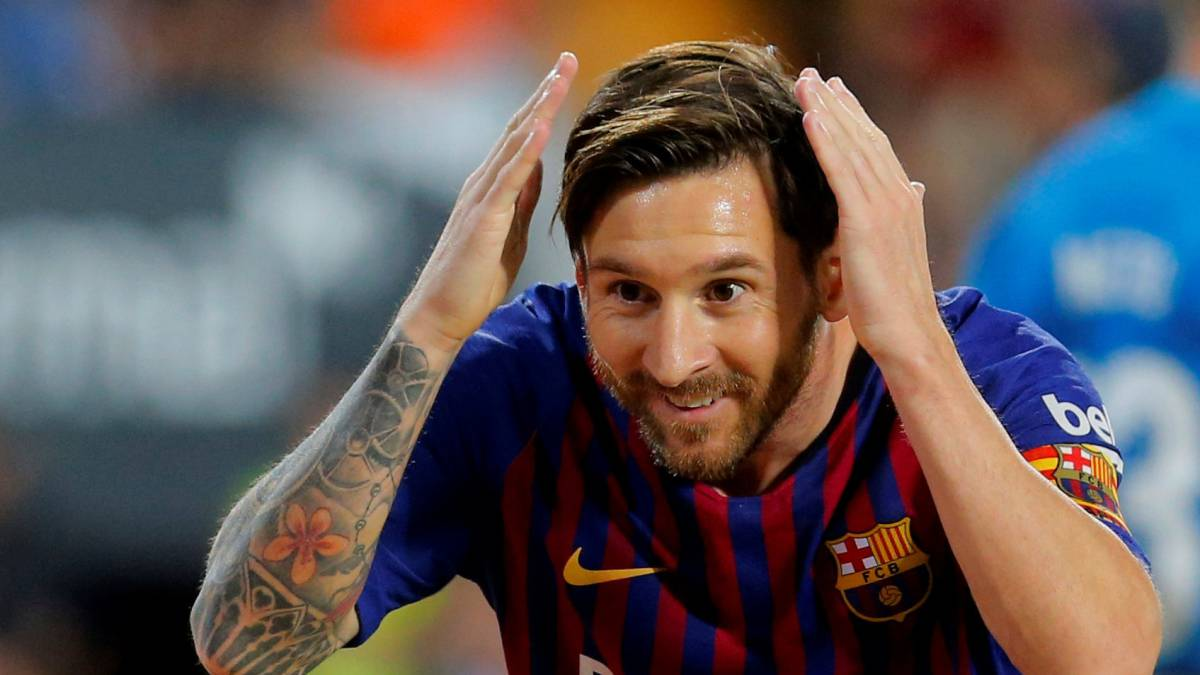 Lionel Messi splashes out $15 million on private jet