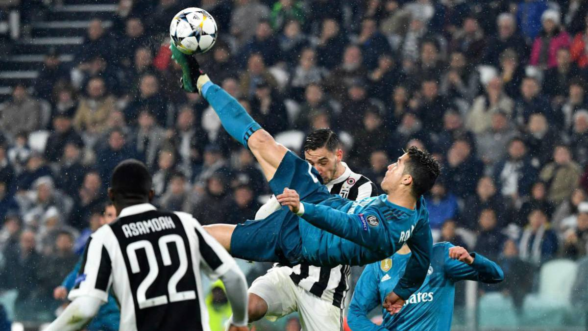 Cristiano wonder goal immortalised in Swarovski crystal