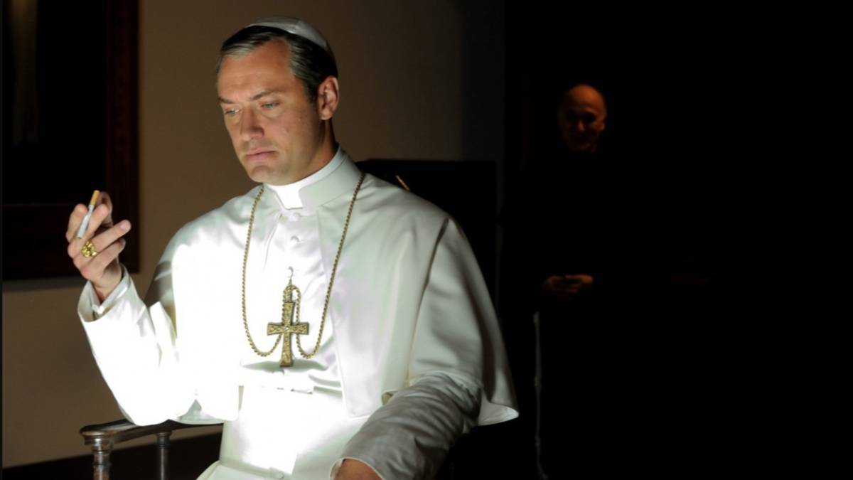 Primer vistazo a The New Pope, el nuevo The Young Pope de Sorrentino