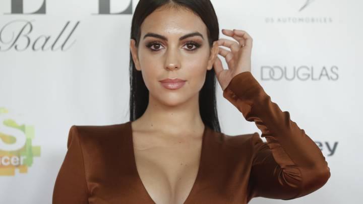 27b30438e Georgina Rodríguez reaparece en Madrid más Kardashian que nunca