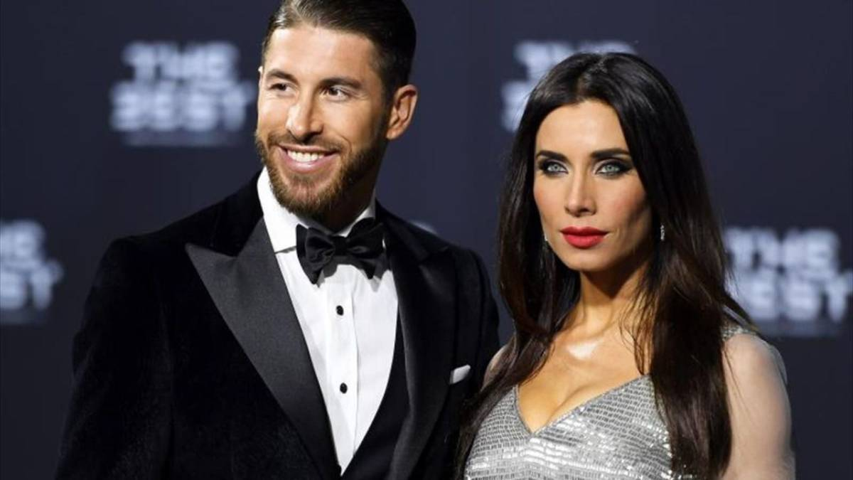 The list of guests at the wedding of Sergio Ramos and Pilar Rubio: soccer players, bullfighters, singers ...