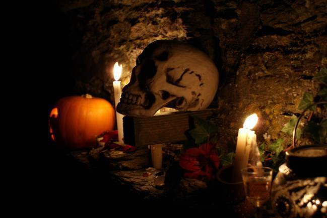 origen halloween significado