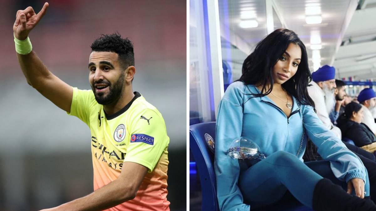 Mahrez abandona la Selección de Argelia y en Inglaterra apuntan a su esposa - AS