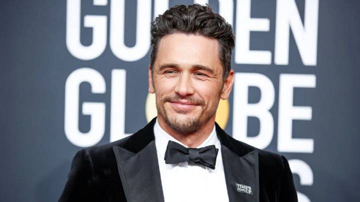 James Franco contesta a las acusaciones de acoso sexual