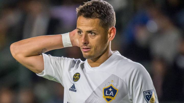 Chicharito derided for Amazon complaint amid coronavirus crisis