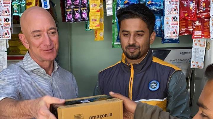 Jeff Bezos, dueño de Amazon, dona 100 millones de dólares a los bancos de alimentos