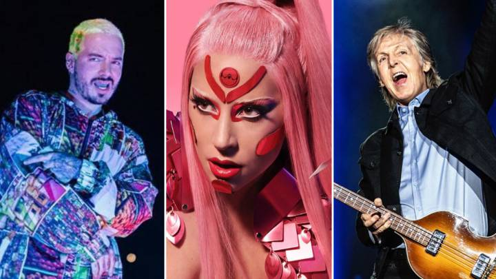 #togetherathome oms onu concierto lady gaga j balvin maluma paul mccartney billie eilish together at home 18 abril