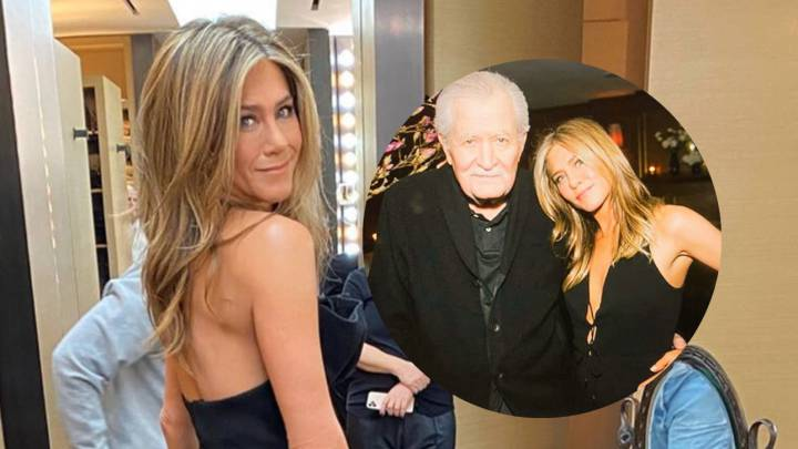 jennifer aniston dad covid19 reconciliación padre paces confinamiento friends abandono familiar