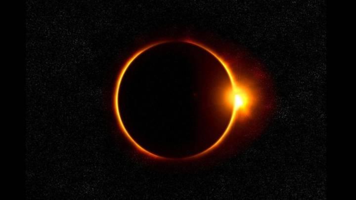 Eclipse solar: horario, dónde y cómo ver el anillo de fuego hoy ...
