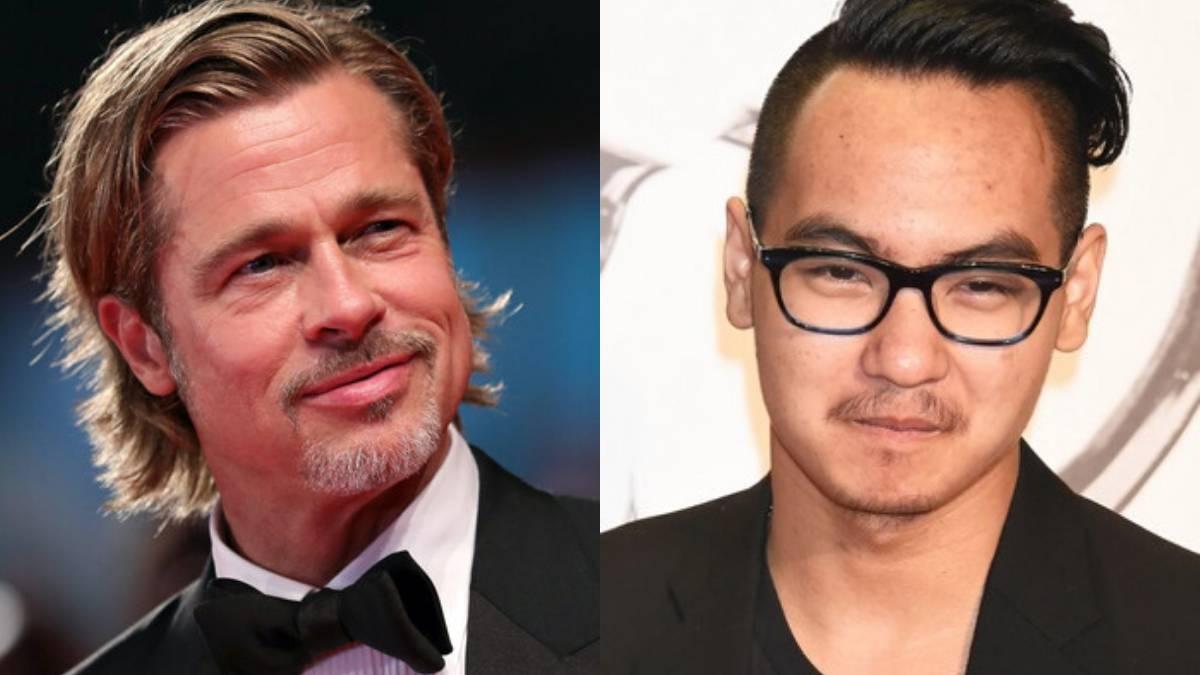 Brad Pitt llevaría desde su divorcio con Angelina sin tener relación con su hijo mayor