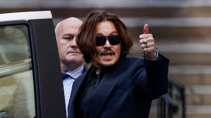 Johnny Depp puso apodos a los actores con los que creía que Amber ...