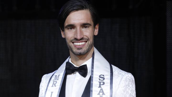 Así es Manuel Romo, elegido Mister International Spain 2020