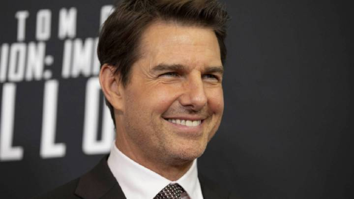 El capricho más singular de Tom Cruise cuando filma una película - AS.com