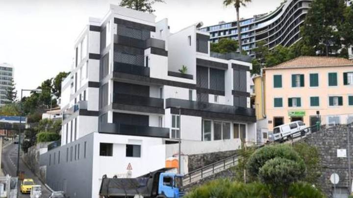 Cristiano Ronaldo's family home in Madeira burgled
