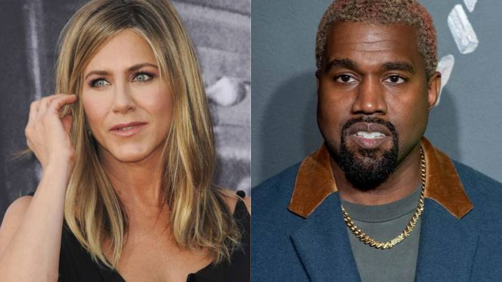 "Jennifer Aniston pide a sus seguidores que no voten a Kanye West: ""No es gracioso"""