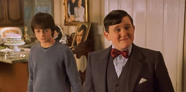El irreconocible aspecto del actor que interpretó a Dudley Dursley en  'Harry Potter' - AS.com