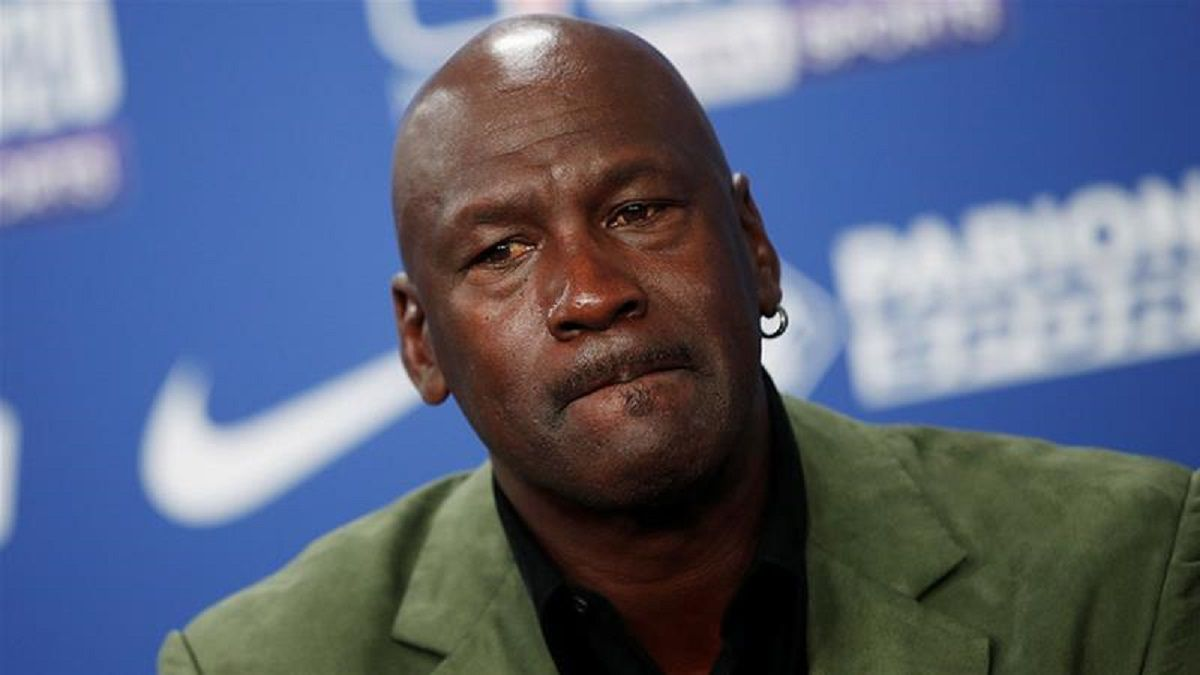 Michael Jordan and the 500 million dollars he lost in a single year