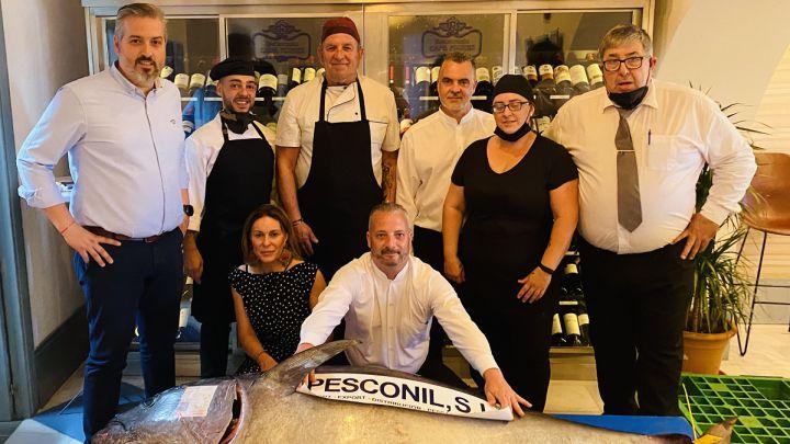 Álvaro Flores toma las riendas del mítico restaurante del Puerto de Santa María, Casa Flores