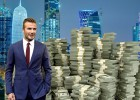 Beckham wins lottery: Qatar to buy new club for $100 million!