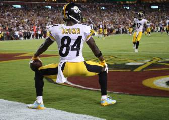 Power ranking NFL 13/09/16: Unos Steelers intratables